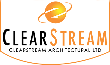 Clearstream Architectural Glass Logo