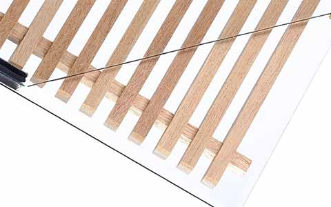 Insulating Glass with Functional Timber Grid